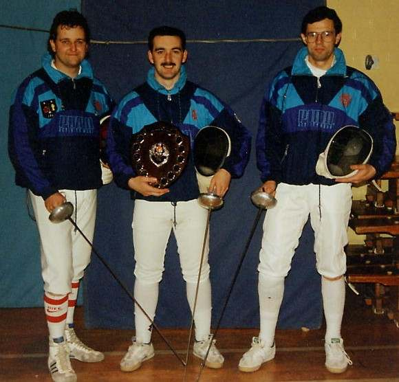 NW Team Epee 1992